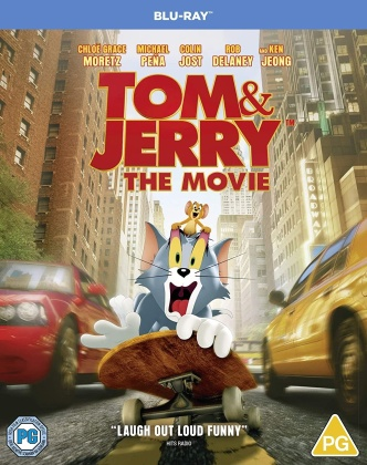 Tom & Jerry - The Movie (2021)