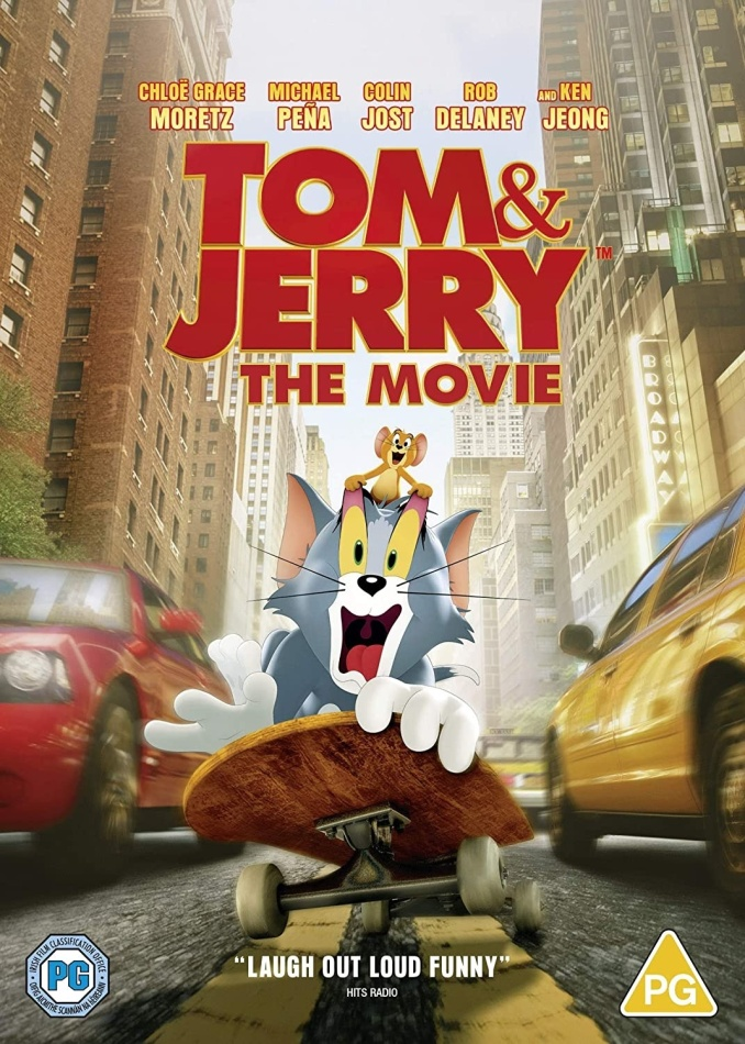 Tom & Jerry - The Movie (2021)