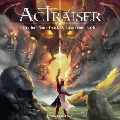 Yuzo Koshiro - ActRaiser - OST (2 CD)