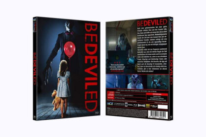 Bedeviled (2016) (Limited Edition, Mediabook)