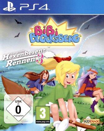 Bibi Blocksberg Hexenbesenrennen