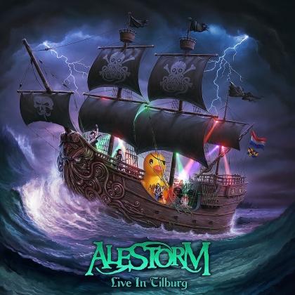 Alestorm - Live In Tilburg (Gatefold, 2 LPs + DVD)