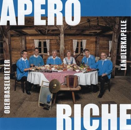 Oberbaselbieter Ländlerkapelle - Apéro riche