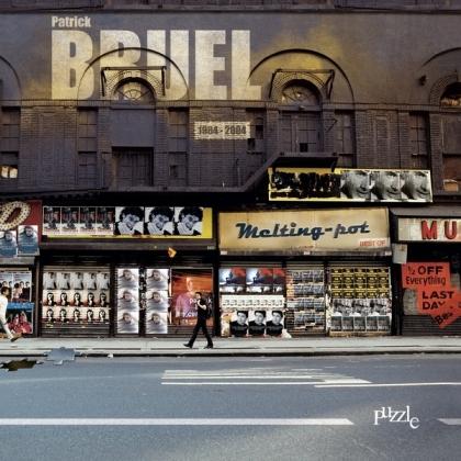 Patrick Bruel - Puzzle (2021 Reissue, 2 CDs)