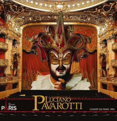 Luciano Pavarotti - Live In Paris (Champ De Mars) (2 LPs)