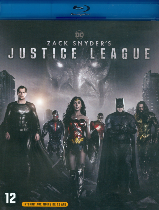 Zack Snyder's Justice League (2021) (2 Blu-ray)