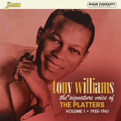 Tony Williams - Signature Voice Of The Platters Volume 1 1955-1961