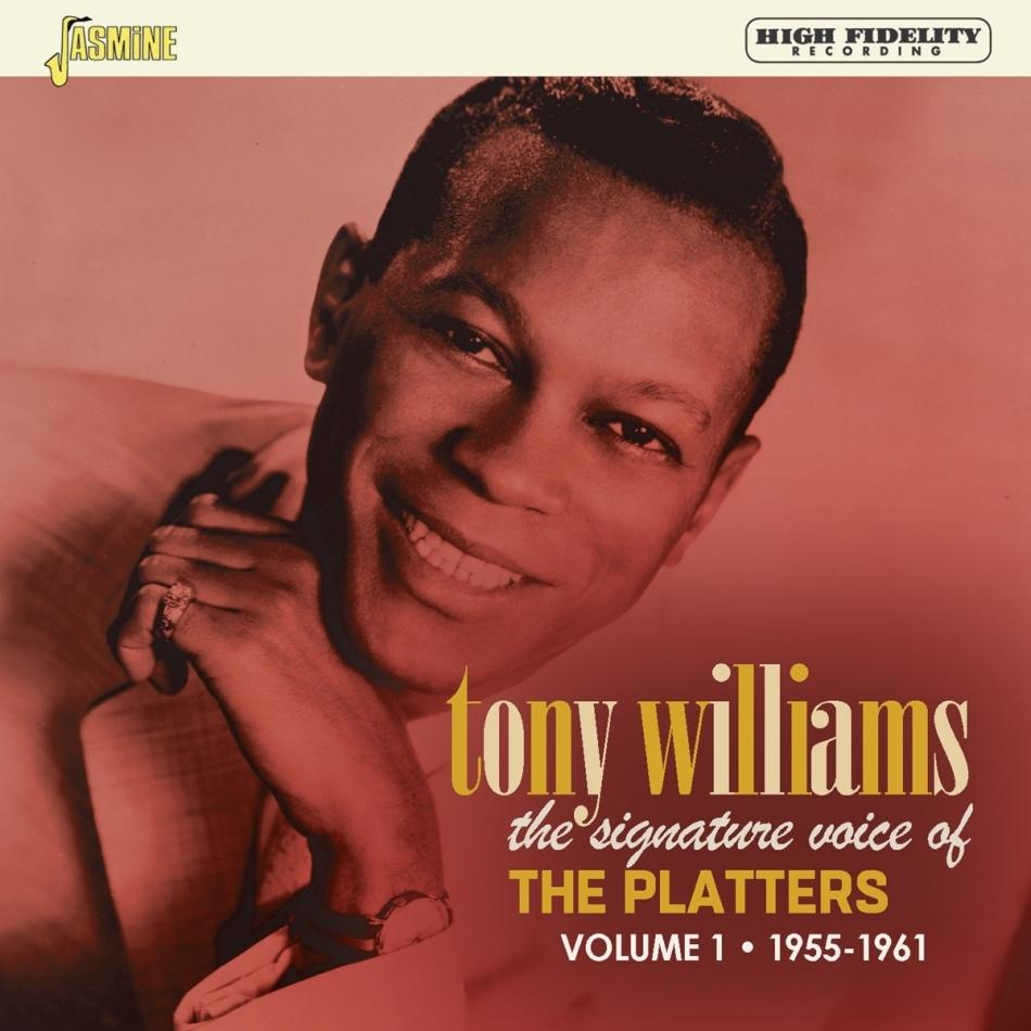 Tony Williams - Signature Voice Of The Platters Volume 1 1955-1961