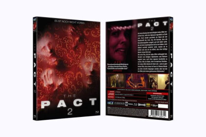 The Pact 2 (2014) (Limited Edition, Mediabook)