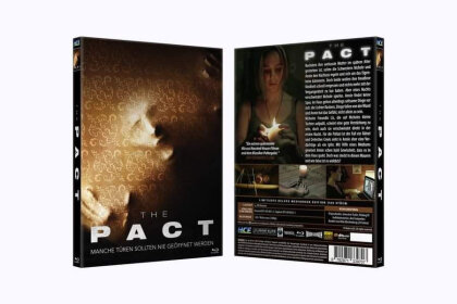 The Pact (2012) (Limited Edition, Mediabook)
