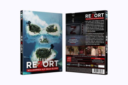 The Rezort (2015) (Limited Edition, Mediabook)