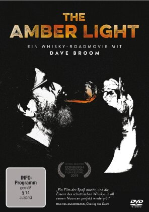 The Amber Light - Ein Whisky-Roadmovie mit Dave Broom (2019) (Limited Edition)