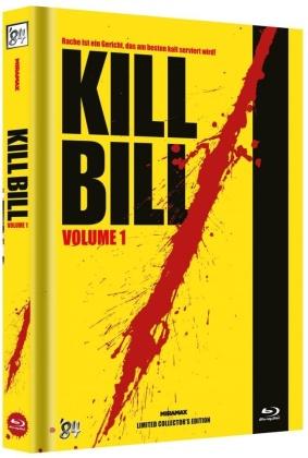 Kill Bill - Vol. 1 (2003) (Cover C, Collector's Edition Limitata, Mediabook)