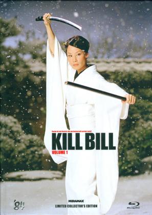 Kill Bill - Vol. 1 (2003) (Cover D, Collector's Edition Limitata, Mediabook, Uncut)