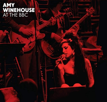 Amy Winehouse - At The BBC (2021 Reissue, 3 CDs)