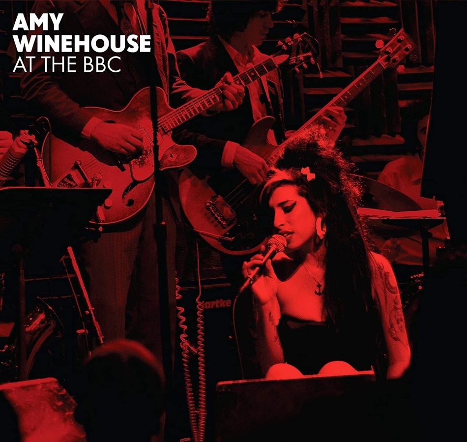 Amy Winehouse - At The BBC (2021 Reissue, 3 CD)