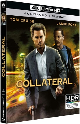 Collateral (2004) (4K Ultra HD + Blu-ray)