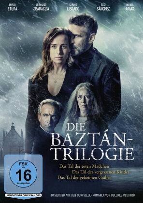 Die Baztán-Trilogie - Das Tal der toten Mädchen / Das Tal der vergessenen Kinder / Das Tal der geheimen Gräber (3 DVDs)