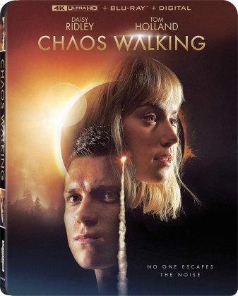 Chaos Walking (2021) (4K Ultra HD + Blu-ray)