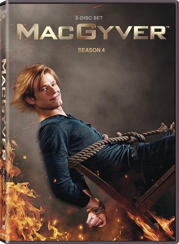MacGyver - Season 4 (2016)