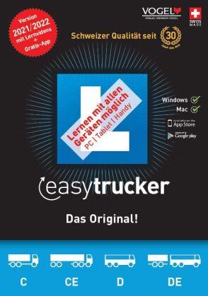 easytrucker 2021/22 [Kat. C/CE+D/DE]