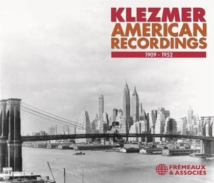 Klezmer, American Recordings 1909-1952 (2 CDs)