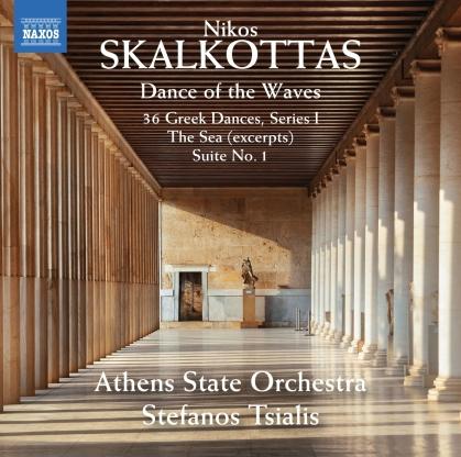 Athens State Orchestra, Nikos Skalkottas (1904-1949) & Stefanos Tsialis - Dance Of The Waves