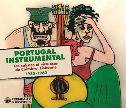 Portugal Instrumental : Les solistes et virtuoses (3 CDs)
