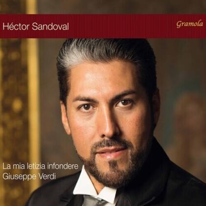 Giuseppe Verdi (1813-1901) & Hector Sandoval - Opera Arias
