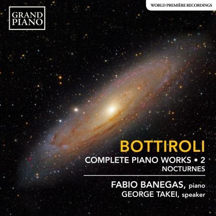Fabio Banegas & José Antonio Bottirolli - Complete Piano Works 2