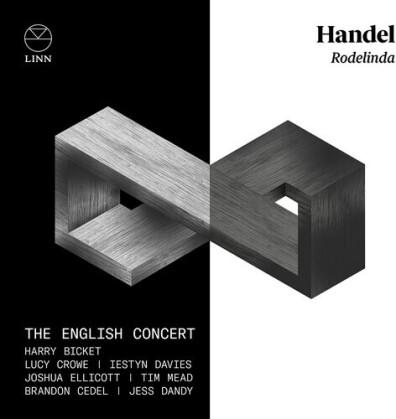 Georg Friedrich Händel (1685-1759), Harry Bicket, Lucy Crow, Iestyn Davies & The English Concert - Rodelinda
