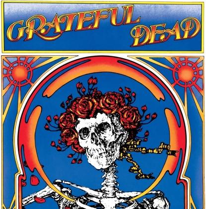 The Grateful Dead - --- (Skull & Roses) (2021 Reissue, Expanded, Remastered, 2 CDs)