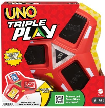 UNO Triple Play