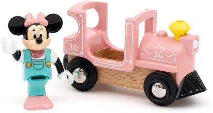 BRIO Minnie Maus Lokomotive