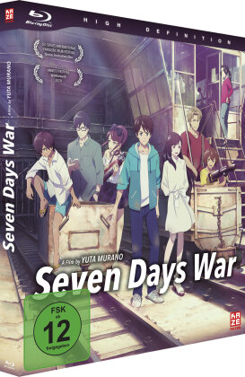 Seven Days War (2019) (Limited Deluxe Edition)