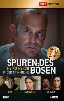 Spuren des Bösen - Teil 7-9 (ORF Edition, 2 DVDs)