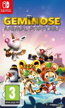 Geminose - Animal Popstars