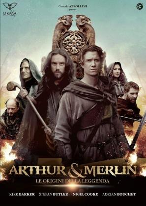 Arthur & Merlin - Le origini della leggenda (2015) (Riedizione)