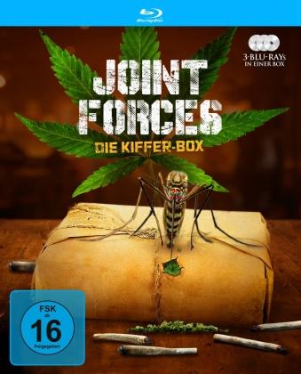 Joint Forces - Die Kiffer-Box (3 Blu-rays)