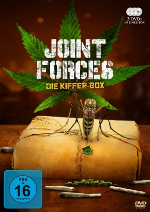 Joint Forces - Die Kiffer-Box (3 DVDs)