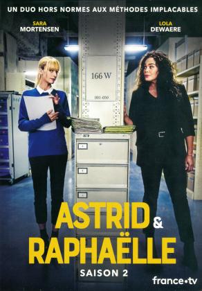 Astrid et Raphaëlle - Saison 2 (3 DVDs)