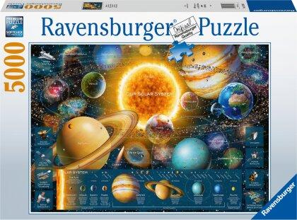Ravensburger Puzzle 16720 - Planetensystem - 5000 Teile Puzzle