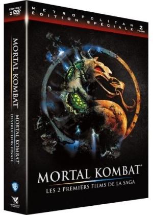 Mortal Kombat / Mortal Kombat 2 - Annihilation (2 DVD)