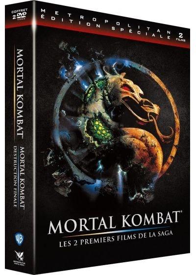 Mortal Kombat 2 : Destruction finale Film Streaming VF