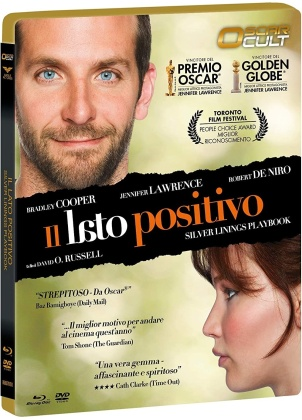 Il lato positivo (2012) (Oscar Cult, Limited Numbered Edition, Blu-ray + DVD)
