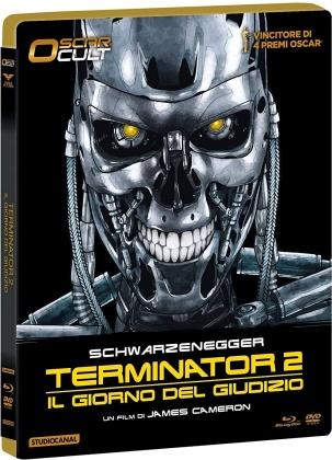 Terminator 2: Il giorno del giudizio (1991) (Oscar Cult, Limited Numbered Edition, Blu-ray + DVD)