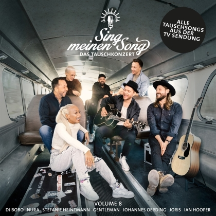 Sing meinen Song Vol. 8 (Deluxe Edition, 3 CDs)