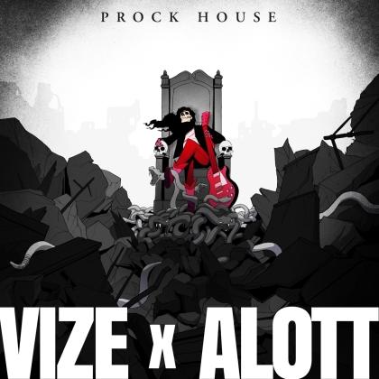 Vize & Alott - Prock House (3 CDs)