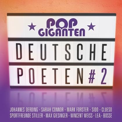 Pop Giganten - Deutsche Poeten 2 (2 CDs)