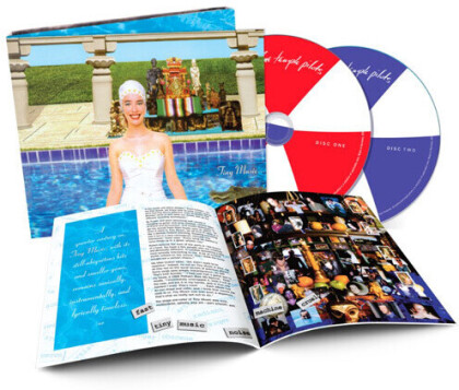 Stone Temple Pilots - Tiny Music... Songs From The Vatican Gift Shop (2021 Reissue, 25th Anniversary Edition, Deluxe Edition, 2 CDs)